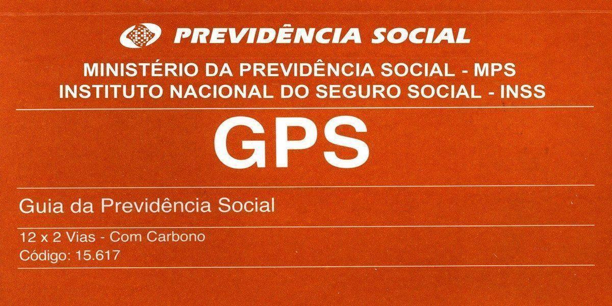 GPS guia de previdencia 2018