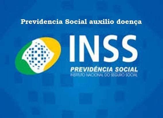 previdencia social auxilio doença
