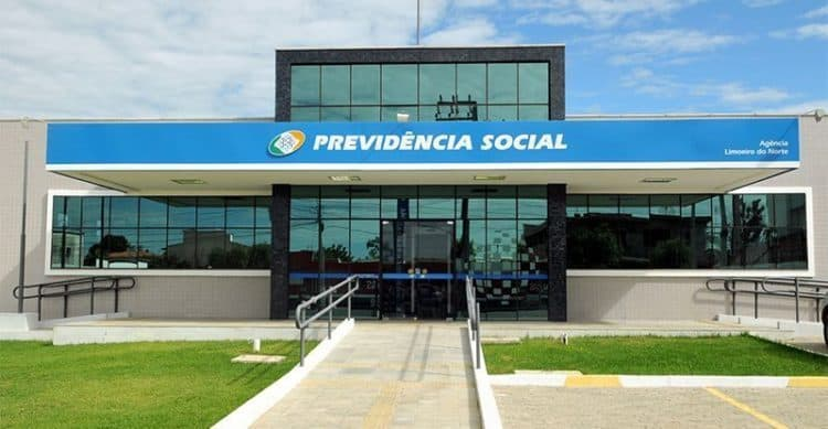 agência da previdência social Suzano