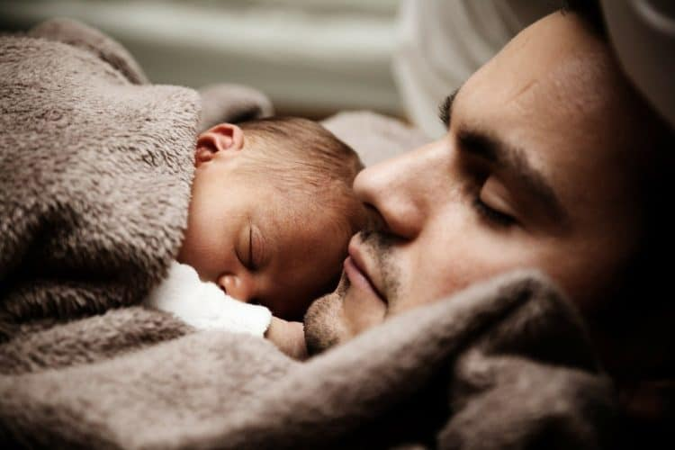 Auxílio Maternidade para o Pai