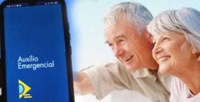 aposentado recebe auxilio emergencial
